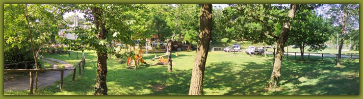 Il Parco verde