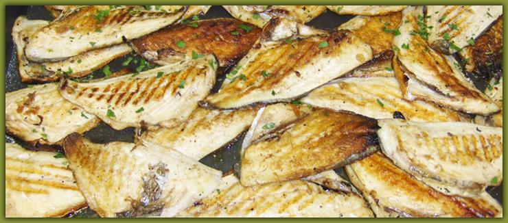 Ristorante pesce a genova