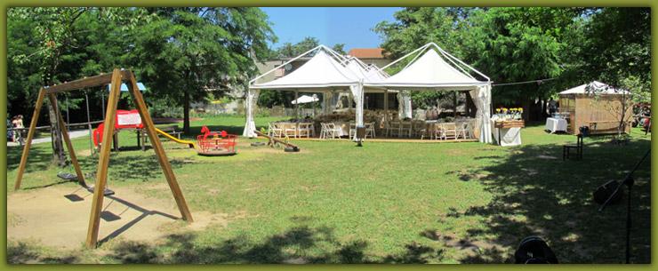 Parco giochi per bambini tutte le offerte cascare a fagiolo - Ristoranti con giardino roma ...